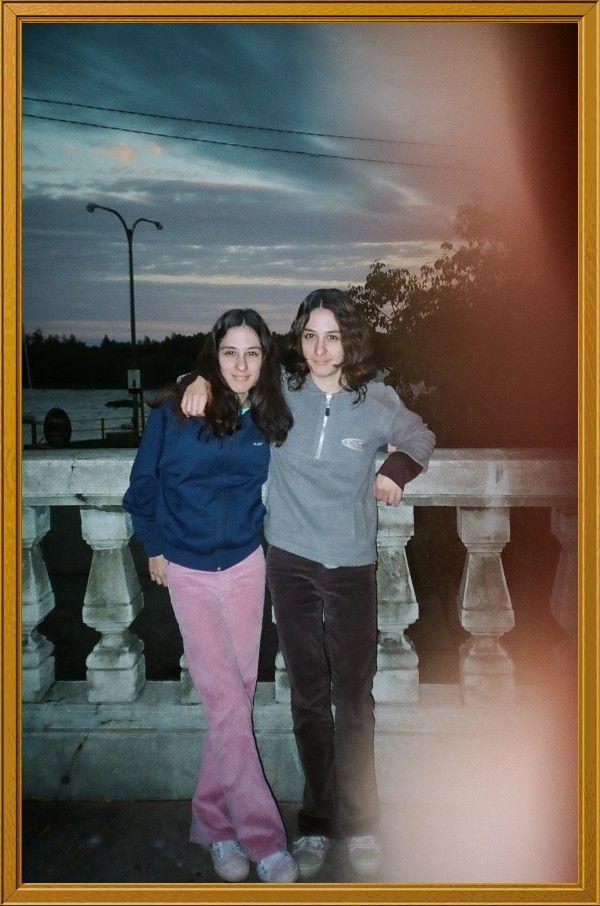 Fotolog de lisade10: Mi Hermana Y Yo